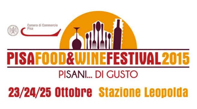 PISA FOOD&WINE FESTIVAL 2015