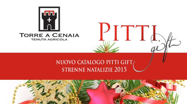 Natale in pieno stile Pitti