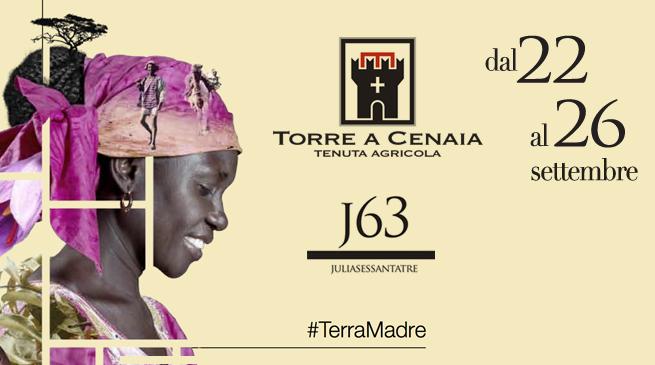 """Torre a Cenaia a """"Terra Madre Salone del Gusto 2016"""""""