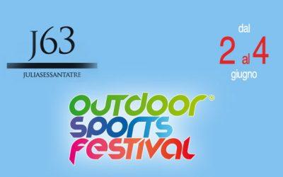 2-4 giugno-OUTDOOR SPORTS FESTIVAL