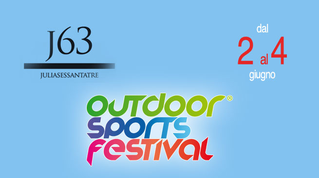2-4 giugno-OUTDOOR SPORTS FESTIVAL