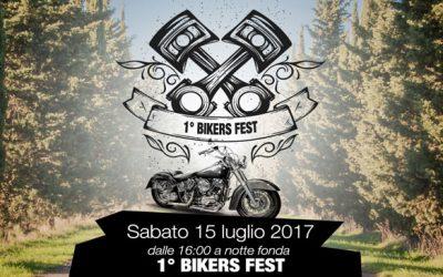 Sabato 15 luglio 2017 – 1° Bikers Fest