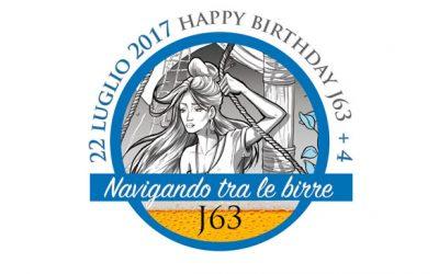 Sabato 22 luglio Happy Birthday J63