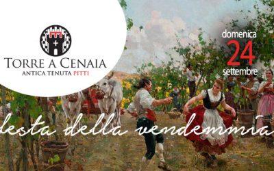 Domenica 24 settembre FESTA DELLA VENDEMMIA