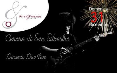 Domenica 31 dicembre 2017 – San Silvestro Pitti&Friends