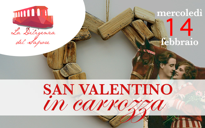 San Valentino in carrozza