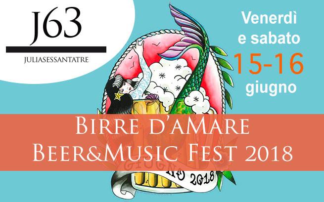 Birre d'aMare – Beer & Music Fest 2018