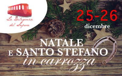 Natale e Santo Stefano in carrozza