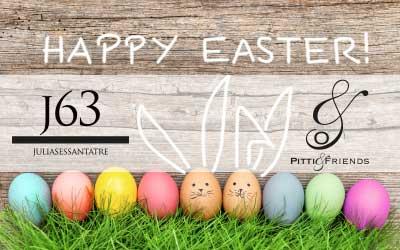 Menù di Pasqua 2019 al Birrificio J63 e all'Osteria Pitti&Friends