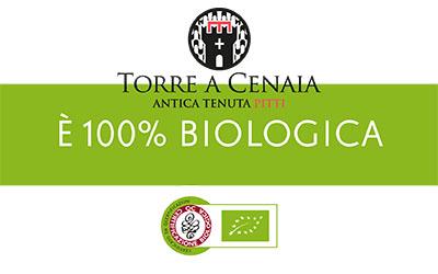 Siamo BIOLOGICI al 100%