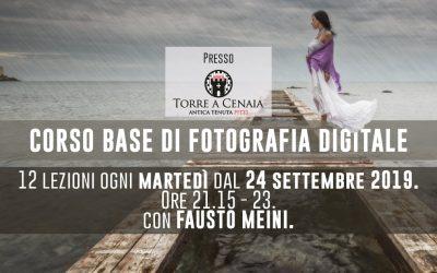 Corso Base di Fotografia Digitale 2019