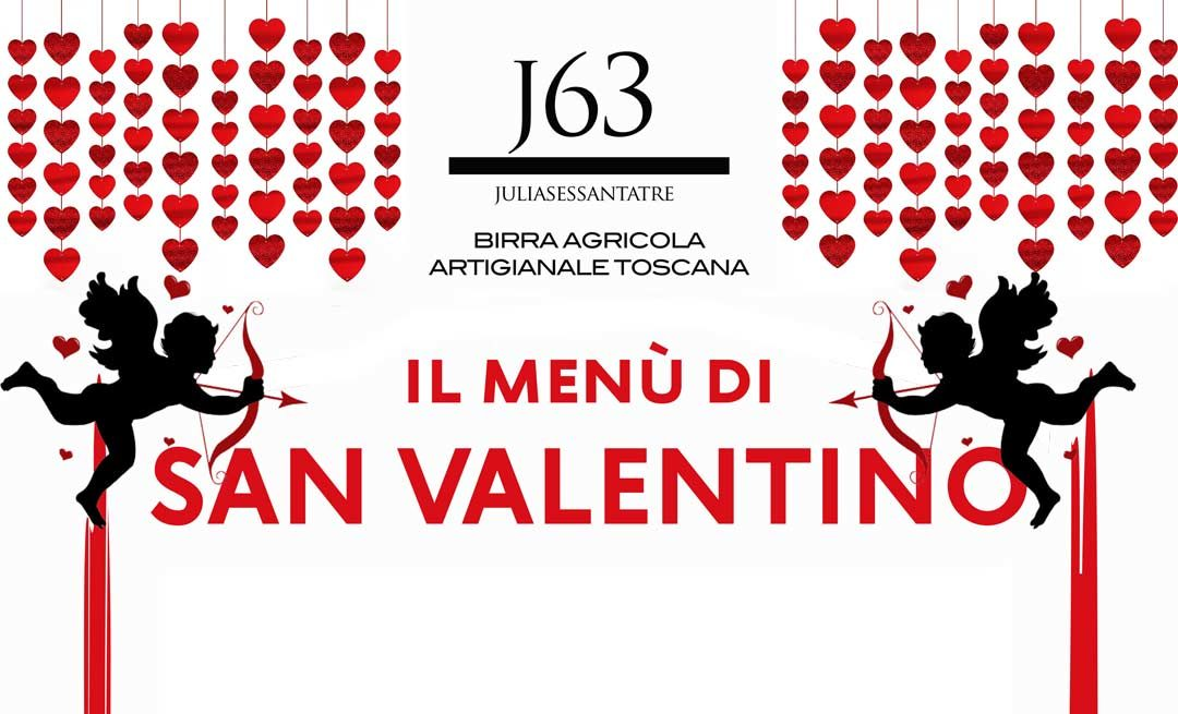 San Valentino 2020 al J63